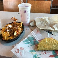 Photo taken at Taco Bell by Don B. on 12/28/2017