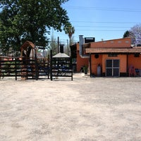 Photo taken at Parrilla Los Pilares by Rodrigo P. on 11/30/2013