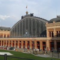 Photo taken at Madrid-Puerta de Atocha Railway Station by Adolfo S. on 7/11/2013