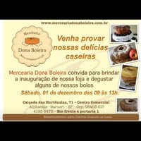 Photo taken at Mercearia Dona Boleira by Andrea C. on 12/1/2012
