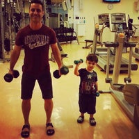Photo taken at Gym by Alexandre G. on 12/7/2014