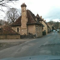 Photo taken at Apremont-sur-Allier by s a. on 2/9/2014