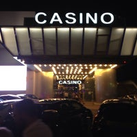 Photo taken at Croisette Casino by Виталик Я. on 8/24/2013