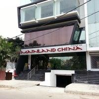 Photo taken at Mainland China by Manjunath C. on 7/5/2013