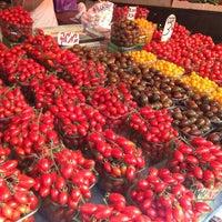 Photo taken at HaCarmel Market by Amitai on 6/5/2013
