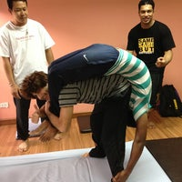 Photo taken at ITM - International Training Massage School by Henry W. on 8/13/2013