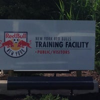 Photo taken at Red Bulls Training Facility by Sean R. on 6/18/2013