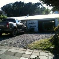 Photo taken at Menega's Lavacar by Gibran D. on 11/3/2012