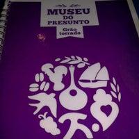 Photo taken at Museu do Presunto - Grão Torrado by Alexandre C. on 6/6/2013
