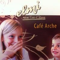 Photo taken at Elmi - Cafe Arche by Sascha R. on 6/26/2013