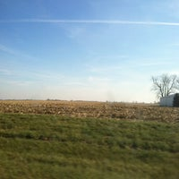 Photo taken at A Corn Field by Krisie V. on 11/29/2013