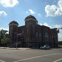 Photo taken at 16th Street Baptist Church by J F. on 6/11/2013