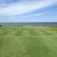 Photo taken at Sakonnet Golf Club by Steven R. on 8/10/2013