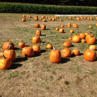 Photo taken at Pell Farms by Thomas K. on 10/20/2013