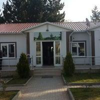 Photo taken at S.S.Minübüscüler Koop. Özel Halk Otobüsleri Başkanlığı by Yağız M. on 10/23/2014