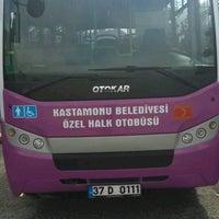 Photo taken at S.S.Minübüscüler Koop. Özel Halk Otobüsleri Başkanlığı by Yağız M. on 11/29/2014