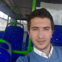 Photo taken at S.S.Minübüscüler Koop. Özel Halk Otobüsleri Başkanlığı by Yağız M. on 10/12/2014