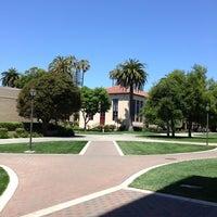 Photo taken at Santa Clara University by Bobak E. on 6/2/2013