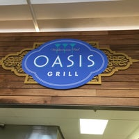 Photo taken at Oasis Grill by Bobak E. on 6/15/2016