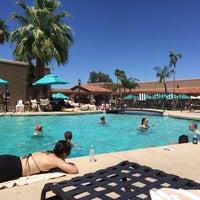 Photo taken at The Scottsdale Plaza Resort by Becky B. on 5/27/2017