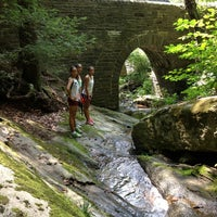 Photo taken at Wissahickon Valley Park by Lisa P. on 7/27/2013