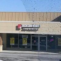 Photo taken at Jackson Hewitt Tax Service by Michael M. on 3/3/2014