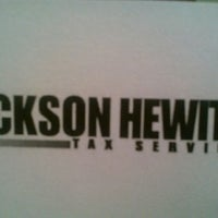 Photo taken at Jackson Hewitt Tax Service by Michael M. on 1/7/2014
