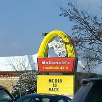 Photo taken at McDonald's by Michael M. on 12/9/2013