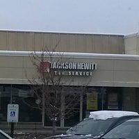 Photo taken at Jackson Hewitt Tax Service by Michael M. on 12/23/2013