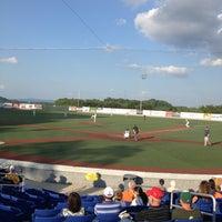 Photo taken at Linda K. Epling Stadium by Angie M. on 6/8/2013