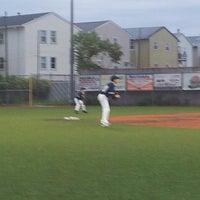 Photo taken at The Yard @ Cal Ripken Baseball Field by Mark P. on 6/7/2013