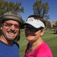 Photo taken at Rose Park Golf Course by Tory D. on 10/9/2016