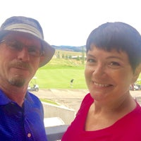 Photo taken at Soldier Hollow Golf Course by Tory D. on 7/28/2017