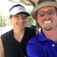 Photo taken at Davis Park Golf Course by Tory D. on 6/24/2016