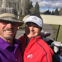 Photo taken at Park City Golf Club by Tory D. on 10/29/2016