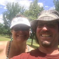 Photo taken at Nibley Park Golf Course by Tory D. on 7/10/2016