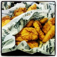 Photo taken at Wingstop by Angel G. on 8/29/2013