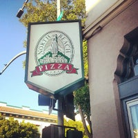Photo taken at North Beach Pizza by Angel G. on 6/8/2013