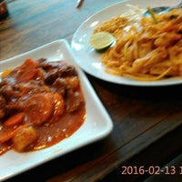 Photo taken at Phuket Thai Restaurant BEC Bintaro by Eduard S. on 2/13/2016