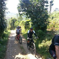 Photo taken at lumbung padi track cycling by Eduard S. on 8/24/2013