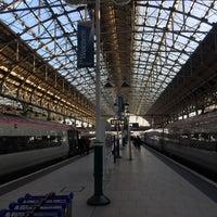 Photo taken at Platform 8 by Neth S. on 12/20/2016