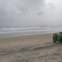 Photo taken at Benaulim Beach by Sudeep C. on 6/20/2013