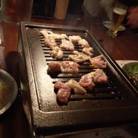 Photo taken at 浜松ホルモン酒場 もんもん by Junki M. on 8/5/2013