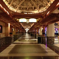 Photo taken at Four Winds Casino by Daniela T. on 6/19/2013