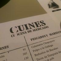 Foto tomada en Cuines por Chilangas H. el 2/12/2015