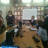 Foto scattata a Центральная библиотека им. Кропивницкого / Kropyvnytsky Public Library da Nikita H. il 3/28/2013