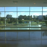 Photo taken at Student Center by Samuel C. on 9/19/2012