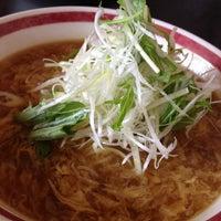 Photo taken at 八幡飯店 by Ai I. on 8/4/2013