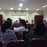 Photo taken at Balai Kerajaan Saksi-Saksi Yehuwa by Richard N. on 1/4/2015