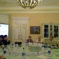 Photo taken at Дом губернатора by Stanni on 12/18/2014